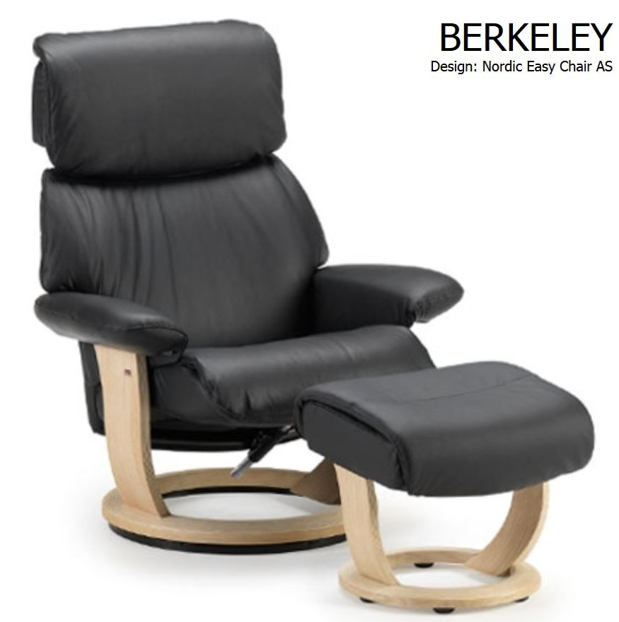 Nordic Easy Chair Balance Modell Berkeley Vienna