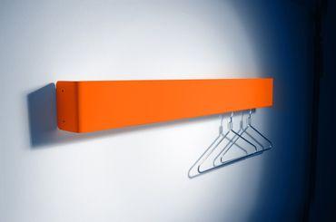 Radius Design Wandgarderobe - Radius 2 Orange