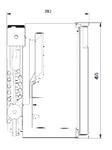 Einbau-Minikühlschrank DS200 BI, lautlos
