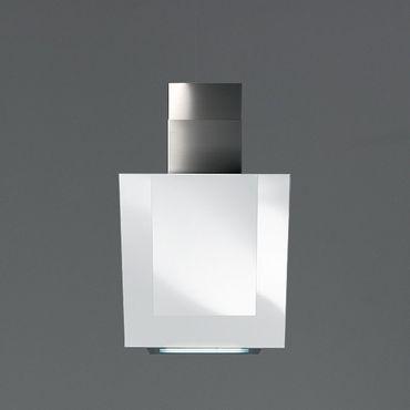 Falmec Aria NRS als Wandhaube in schwarz oder weiß 80 cm
