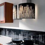 Falmec Wand- oder Inselhaube Mirabilia Design: Manhattan