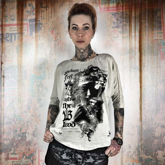 Taste The Blood Longsleeve