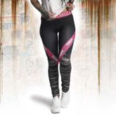 Military Lady Sport Leggings