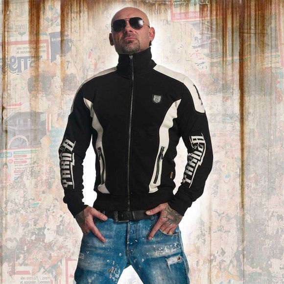 Skull Trainingsjacke
