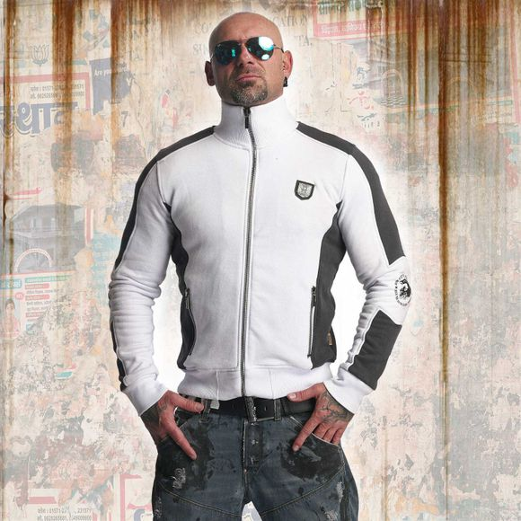 Punx Two Face Trainingsjacke