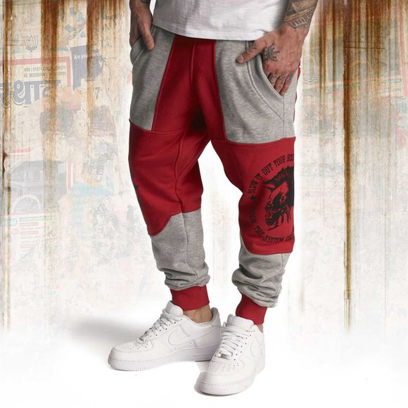 Punx Two Face Anti Fit Jogginghose