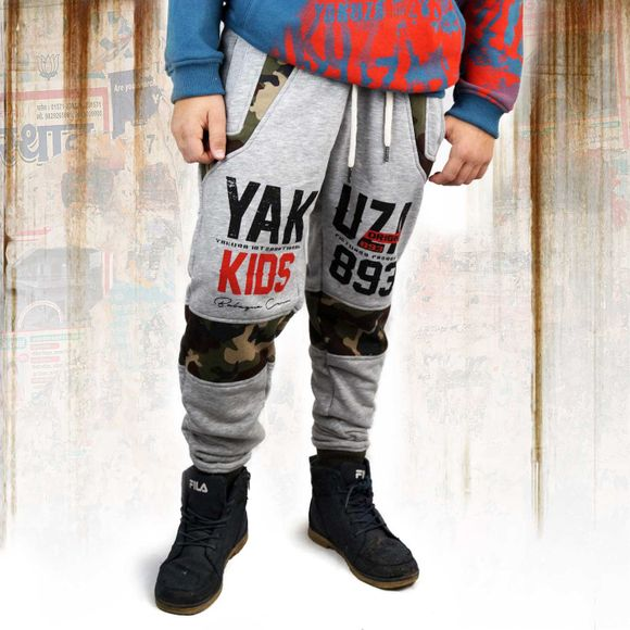Warrior Anti Fit Kids Joggers