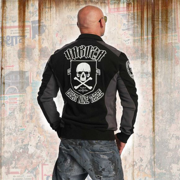 Cross Bones Trainingsjacke