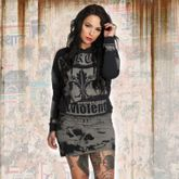 MPV Hoodie Dress