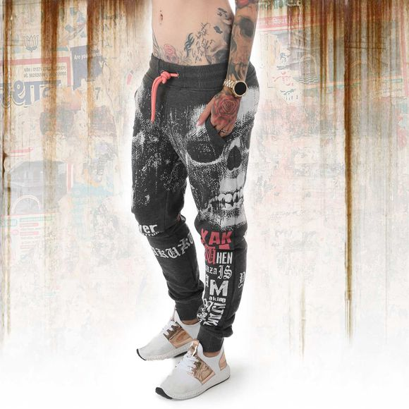 Diamond Skull Jogginghose