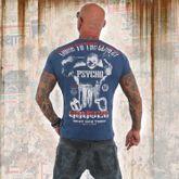 Rehab Line Psycho Circus T-Shirt