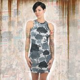 Five Star Midi Kleid