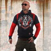 Mexica Two Face Hoodie