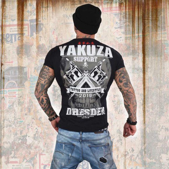 Yakuza 4 Dresden 2019 T-Shirt