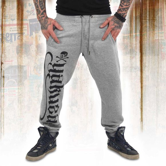 Lettering Joggers