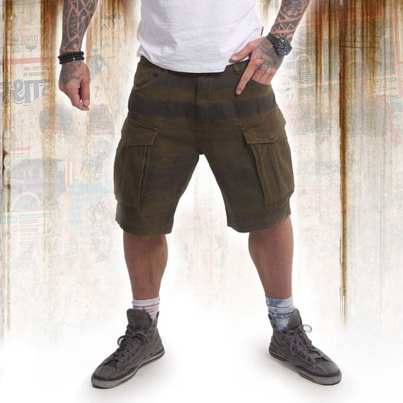 Death Core Cargo Shorts