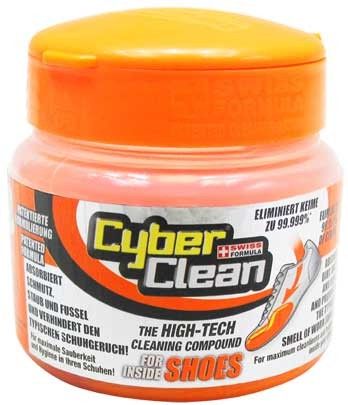 Cyber Clean For Inside Shoes Pop-up Cup 145 gr. 001