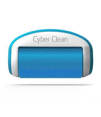 "Cyber Clean RollCare - ""Travel"" blau – Bild 1"
