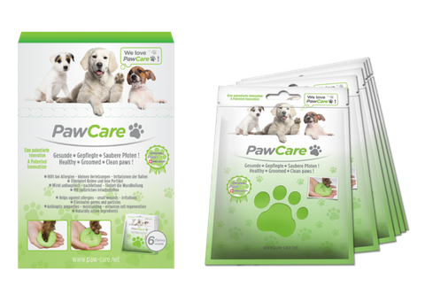 PawCare Zip Bag 100 ml - 6er Pack in einer Box – Bild 1