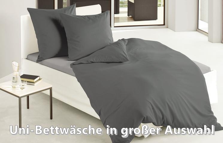 Uni Bettwäsche