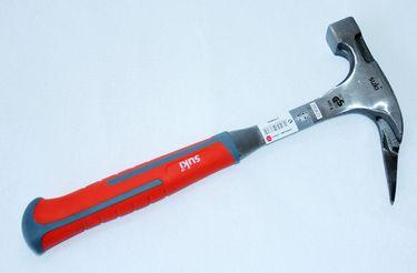 Suki 2104400 Latthammer 600g Topline Stahl geschmiedet stabiler Stiel Hammer [1]
