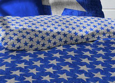 fleuresse biber bettw sche hirsche grau blau mint wei ko tex bettw sche bettw sche 155x220cm. Black Bedroom Furniture Sets. Home Design Ideas