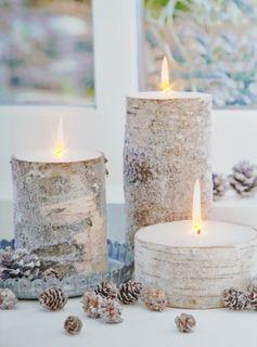 Canvas Bild flackernde Kerzen LEDs Leinwand 30x40cm Kerze Windlicht Wandbild [3]