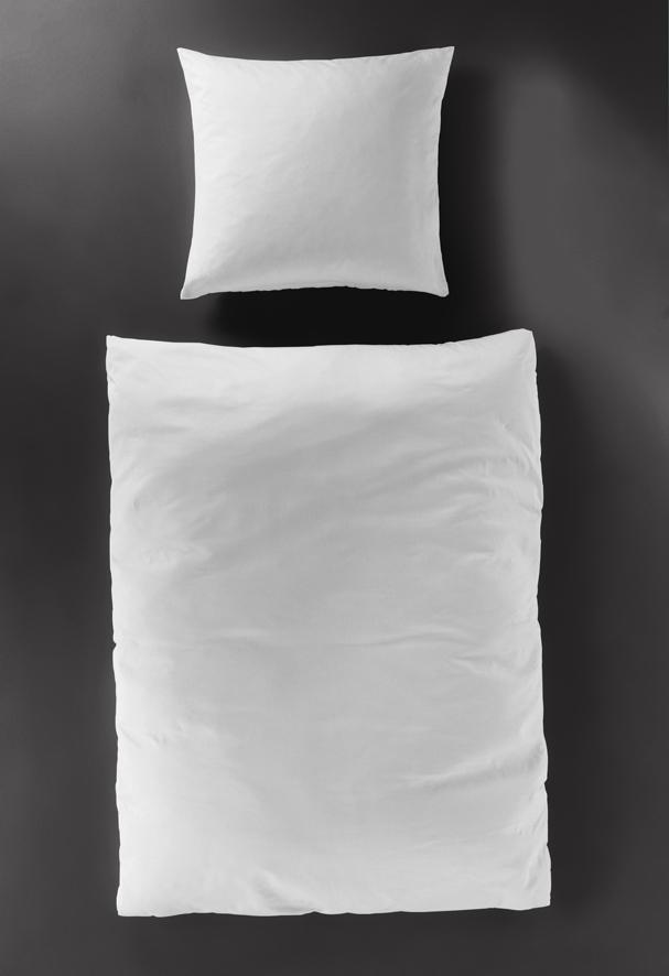 bierbaum uni fein biber bettw sche 3 tlg 200x200cm. Black Bedroom Furniture Sets. Home Design Ideas