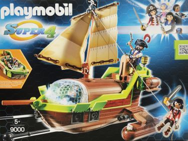 Playmobil 9000 Super 4 Piraten-Chamäleon mit Ruby [1]