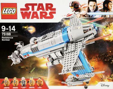 LEGO 75188 Star Wars: Resistance Bomber [1]