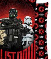 Biber Bettwäsche Rogue One: Star Wars 135x200cm Stormtrooper Disney Baumwolle 3