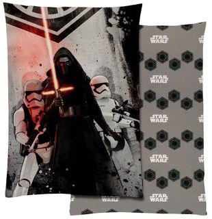 Star Wars Bettwäsche 135x200cm 2 Tlg Kylo Ren The Dark Side Ii