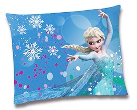 Frozen Renforcé Bettwäsche 135x200cm 2 tlg. Elsa + Anna Die Eiskönigin Baumwolle [2]