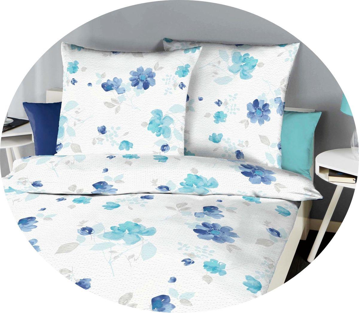 kaeppel edel seersucker bettw sche tender t rkis blau wei baumwolle 472 443 bettw sche. Black Bedroom Furniture Sets. Home Design Ideas