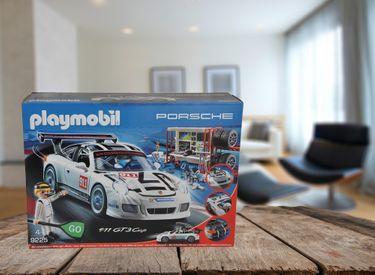 Playmobil 9225 Porsche 911 GT3 Cup Rennwagen [2]