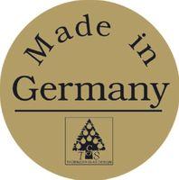 Thüringer Glas Eislack Christbaumkugeln Anthrazit Weihnachtskugeln 4 5 6 7 8 cm 8