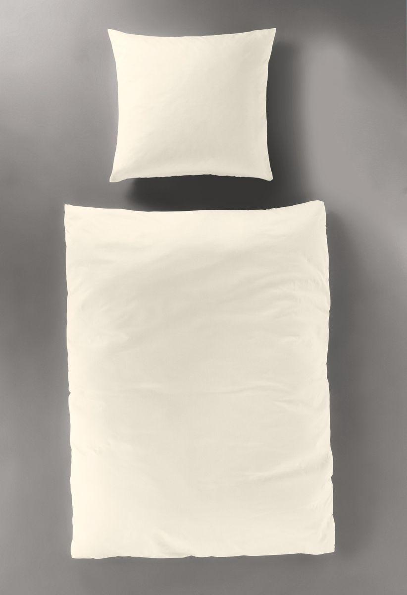 bierbaum hochwertige uni fein biber bettw sche einfarbig leinen 100 baumwolle bettw sche. Black Bedroom Furniture Sets. Home Design Ideas