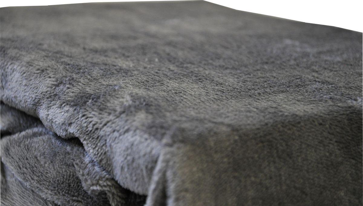Teddy Flausch Spannbettlaken 180 200x200cm Cashmere Touch Weiß Grau