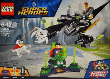 LEGO 76096 Super Heroes: Superman & Krypto Team-Up [1]