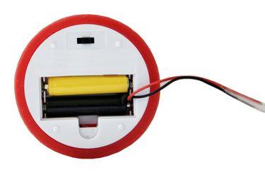 Batterie Netzteil Adapter 10x 2 AAA Micro Batterien 3,2V Wandler 1,5m Kabel Netzteil [3]