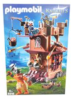 Playmobil 9340 Knights Mobile Zwergenfestung Troll 1