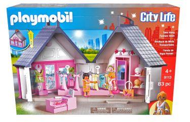 Playmobil 9113 City Life Modeboutique Geschäft Mode Laden [1]