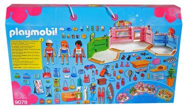 Playmobil 9078 City Life Einkaufspassage Laden Shopping [2]