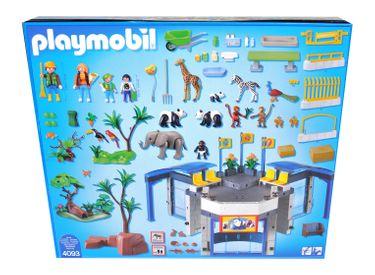 Playmobil 4093 Family Fun Tierbaby Station - Zoo Tiere [2]