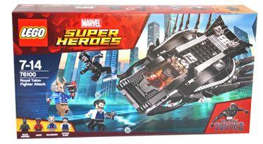 LEGO 76100 Super Heroes Royal Talon Attacke Marvel [1]