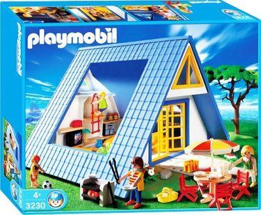 Playmobil 3230 Ferienhaus Summer Fun Wohnhaus Haus [1]