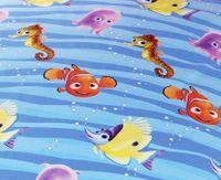 Disney Renforce Linon Kinder Bettwäsche Findet Nemo 135x200cm 4