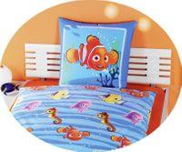 Disney Renforce Linon Kinder Bettwäsche Findet Nemo 135x200cm 3