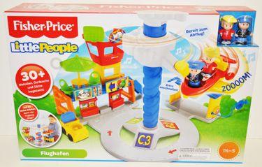 Fisher Price DGN26 Little People Flughafen [1]
