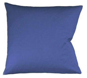 Fleuresse Interlock Jersey Kissenbezug 80x80cm Rot / Blau [3]